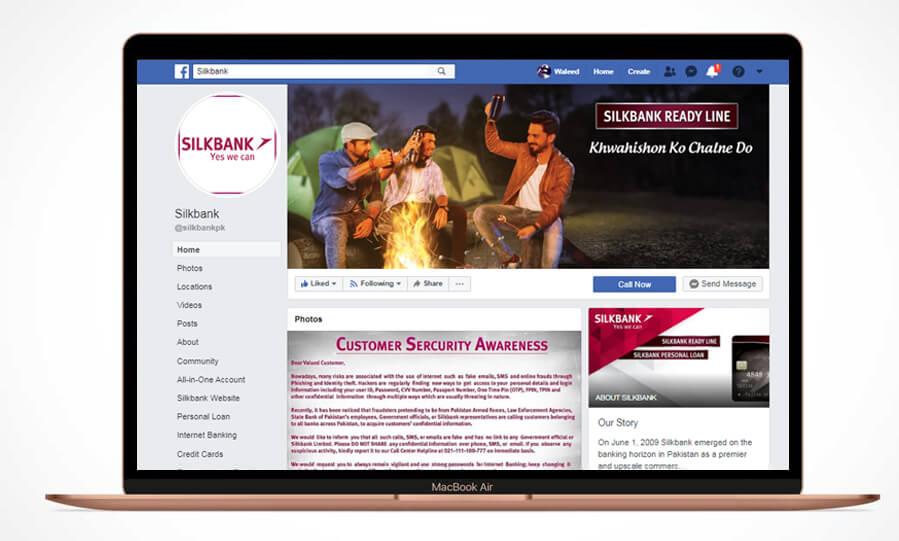 Silkbank Pakistan