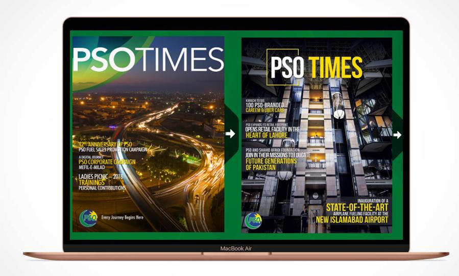 PSO – Newsletter