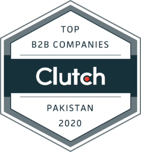 Top Digital Marketing Partner in Pakistan by Clutch!